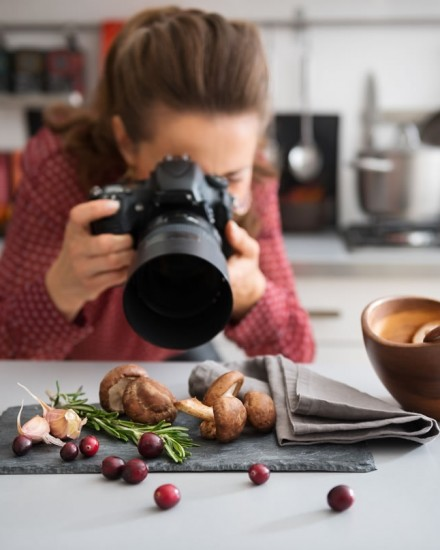 Een product fotograferen