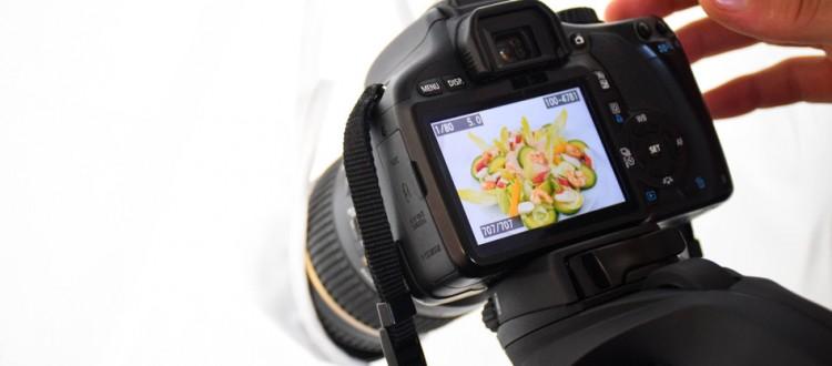 Zelf producten fotograferen